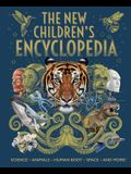 New Children's Encyclopedia: Science, Animals, Human Body, Space, and More!