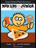 Snack Attack! Mad Libs Junior