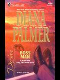 Boss Man (The Long Tall Texans)