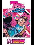 Jojo's Bizarre Adventure: Part 3--Stardust Crusaders, Vol. 14