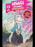 Usagi Yojimbo Origins, Vol. 2: Wanderer's Road