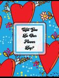 Will You Be Our Flower Boy: Activity Coloring Book - Draw and Color - Bride and Groom - Big Day Activity Book - Ring Bearer