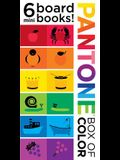 Pantone: Box of Color: 6 Mini Board Books!: 6 Mini Board Books!