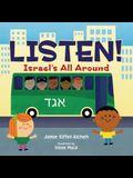 Listen!: Israel's All Around