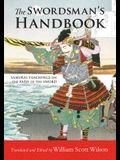 The Swordsman's Handbook: Samurai Teachings on the Path of the Sword