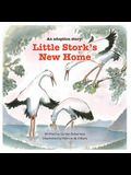 An Adoption Story: Little Stork's New Home
