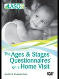 Ages & Stages Questionnaires(r) on a Home Visit (DVD)