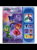 Pj Masks: Gekko vs. the Splatcano