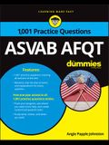 ASVAB Afqt: 1,001 Practice Questions for Dummies