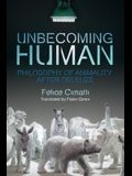 Unbecoming Human: Philosophy of Animality After Deleuze
