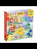 Pokémon Primers: Colors Book, 3