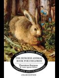 The Burgess Animal Book for Children - Color Edition