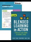 Bundle: Tucker: Blended Learning in Action + the On-Your-Feet Guide to Blended Learning: Station Rotation