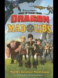 How to Train Your Dragon: Mad Libs