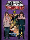 My Hero Academia: Vigilantes, Vol. 8, Volume 8