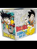 Dragon Ball Complete Box Set: Vols. 1-16 with Premium