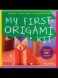 My First Origami Kit: [origami Kit with Book, 60 Papers, 150 Stickers, 20 Projects] [With Sticker(s) and Origami Paper]