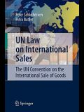 UN Law on International Sales: The UN Convention on the International Sale of Goods