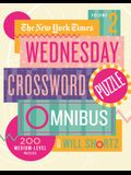 The New York Times Wednesday Crossword Puzzle Omnibus Volume 2: 200 Medium-Level Puzzles