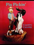 Country Carving (Pig Pickin')