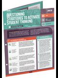 Questioning Strategies to Activate Student Thinking: Quick Reference Guide