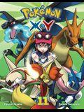 Pokémon X-Y, Vol. 11, Volume 11