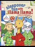 Sleepover Fun with Llama Llama: A Sticker & Activity Book