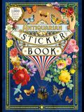 The Antiquarian Sticker Book: An Illustrated Compendium of Adhesive Ephemera