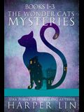 The Wonder Cats Mysteries Books 1-3