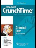 Emanuel Crunchtime: Criminal Law