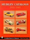 Hubley Toy Catalogs: 1946-1965