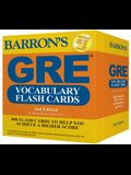 GRE Vocabulary Flash Cards