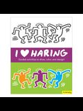 I Heart Haring Activity Book