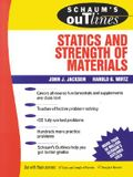 Schaum's Outline of Statics and Strength of Materials