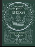 Tales from the Forest Kingdom Coloring Book