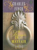 A Stranger in Mayfair (Center Point Premier Mystery (Large Print))