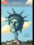 Que Es La Estatua de la Libetad? (What Was the Statue of Liberty?)