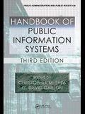 Handbook of Public Information Systems