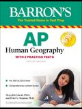 AP Human Geography: With 2 Practice Tests