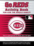 Go Reds Activity Book (Go Series Activity Books)