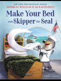 Make Your Bed with Skipper the Seal
