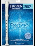 Frozen - Recorder Fun!: Pack with Songbook and Instrument