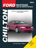 Ford Mustang 1994-04 Repair Manual: Covers U.S. and Canadian Models of Ford Mustang