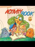 Activity Book: Monsters - packed fun activities for kids