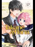 Takane & Hana, Vol. 17
