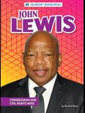 John Lewis: Congressman and Civil Rights Hero
