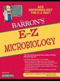 Barron's E-Z Microbiology