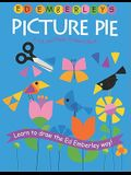 Ed Emberley's Picture Pie: A Cut and Paste Drawing Book