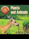 3rd Grade Science: Plants & Animals - Textbook Edition