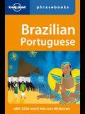Lonely Planet Brazilian Portuguese Phrasebook